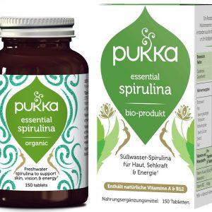 Essential Spirulina Pukka Herbs