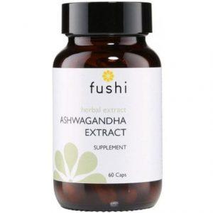 Fushi Ashwagandha Extract 60 kapsułek
