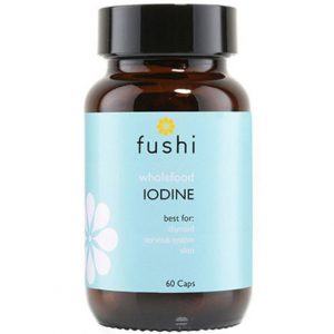 Fushi Iodine 60 kapsułek