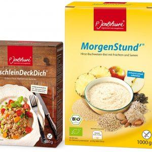 Kaszka MorgenStund 1000g + Quinoa (TischleinDeckDich) Jentschura