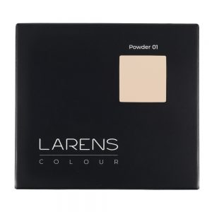 Colour Powder 01 Larens | Puder prasowany