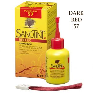Szampon koloryzujący Sanotint Reflex Dark Red 57