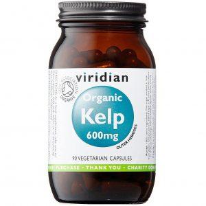 Viridian ekologiczny jod 90 kapsułek