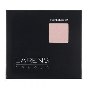 Colour Highlighter Larens 02 | Rozświetlacz do twarzy