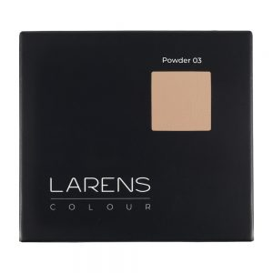 Colour Powder Larens 03 | Puder prasowany