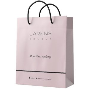 Larens Colour Różowa torba