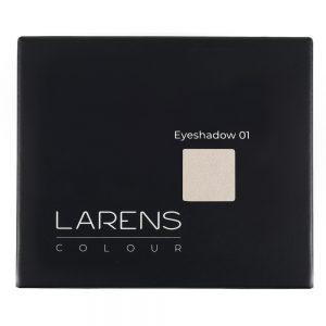 Larens Colour Eyeshadow 01 | Cień do powiek