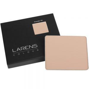 Larens Powder Colour 02 | Puder prasowany