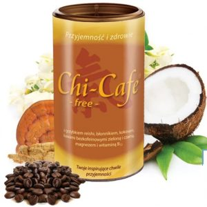 dr Jacobs Chi Cafe Free 250 g