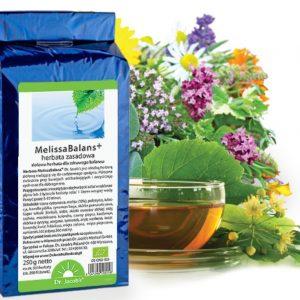 dr Jacobs MelissaBalans+ herbata zasadowa 250 g