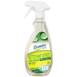 EDL Spray do szyb i luster organiczna cytryna i trawa cytrynowa 500 ml