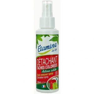 EDL Spray do usuwania plam z tkanin białych i kolorowych 125 ml
