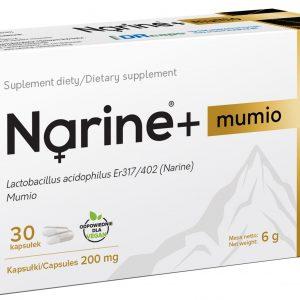 Narine Mumio 200 mg 30 kapsułek