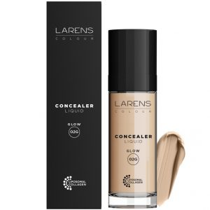 Colour Liquid Concealer Glow Larens Medium 02G 20 ml