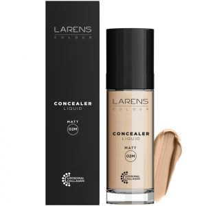 Colour Liquid Concealer Matt Larens Medium 02M 20 ml