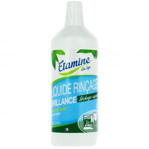 EDL Nabłyszczacz do zmywarki organiczna mięta i eukaliptus kanister 1 L