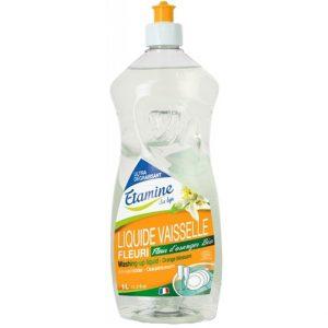 EDL Płyn do mycia naczyń kwiaty pomarańczy 1 L