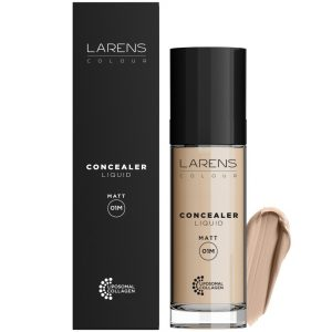 Larens Colour Liquid Concealer Matt Light 01M 20 ml