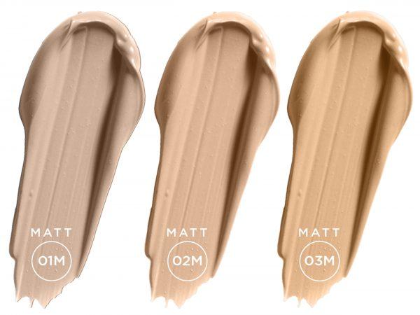 Larens Colour Liquid Foundation Matt