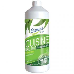 Spray do czyszczenia kuchni EDL 3w1 organiczny eukaliptus 1 L