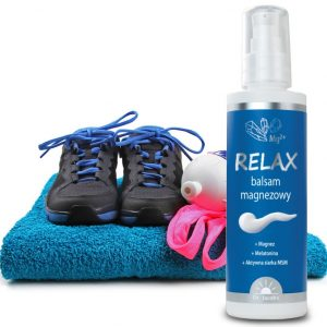 dr Jacobs Relax balsam magnezowy