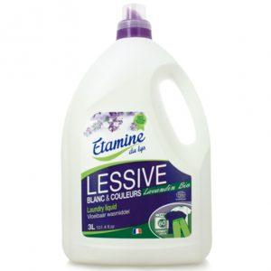 EDL płyn do prania tkanin kolorowych i białych lawenda i pomarańcza 3 L