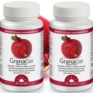GranaCor dr Jacobs 2 x 60 kapsułek