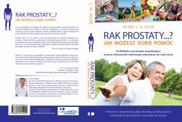 Książka Rak prostaty dr Jacobs