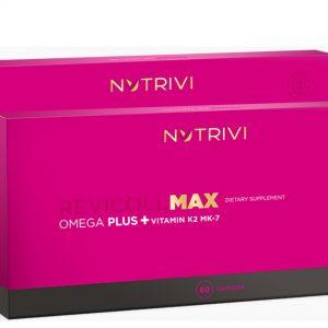 Revicoll MAX Omega Plus K2MK7 Nutrivi