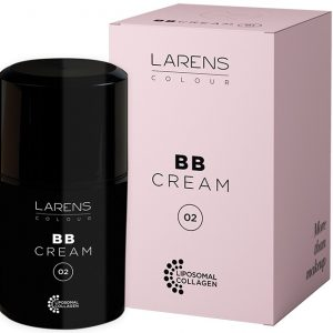 Larens BB Cream 02 z serii Colour