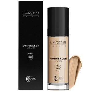 Larens Colour Liquid Concealer Matt Dark 03M 20 ml